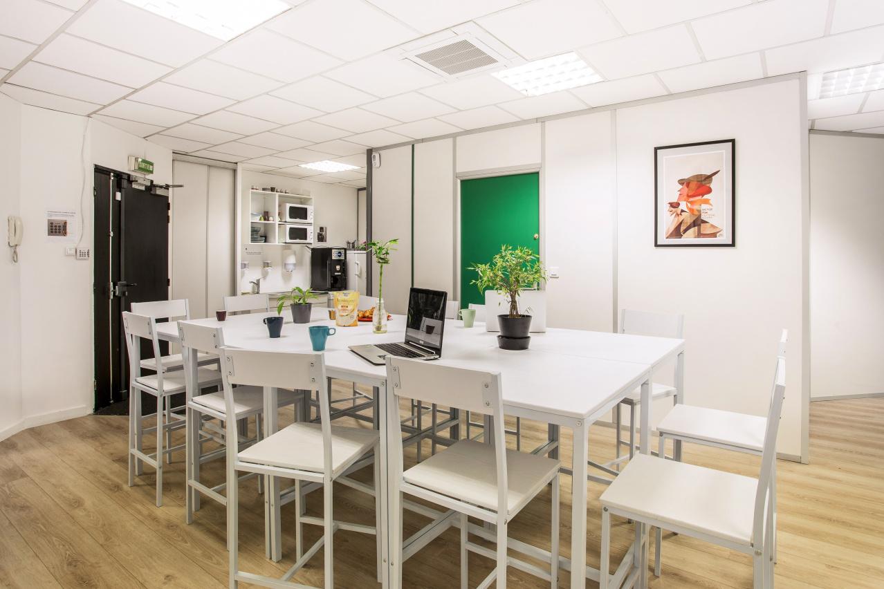 Colocation d'entreprises à Lyon - Le Studio 9 - Vaise