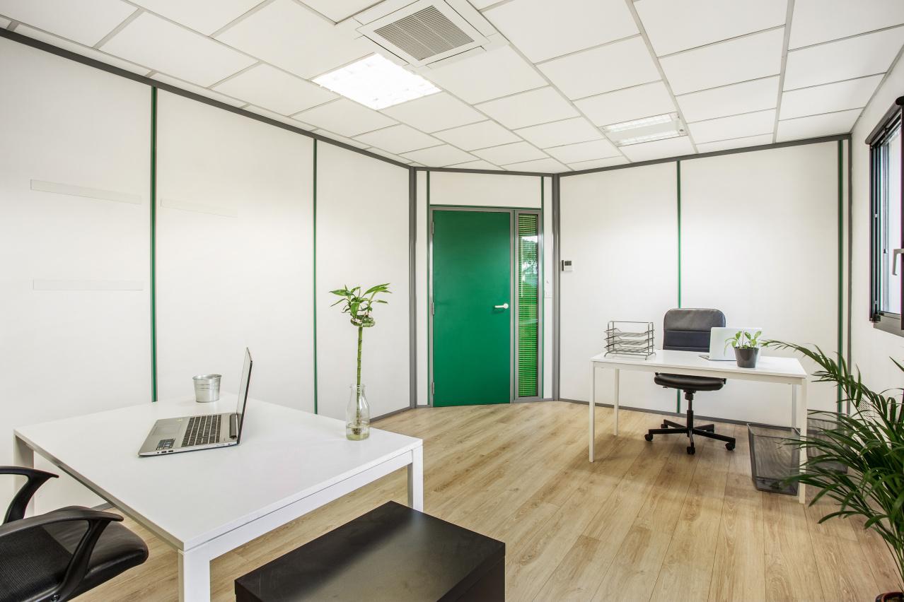 Bureau fermé Focus colocation d'entreprises Lyon 9 Vaise Hub-Grade