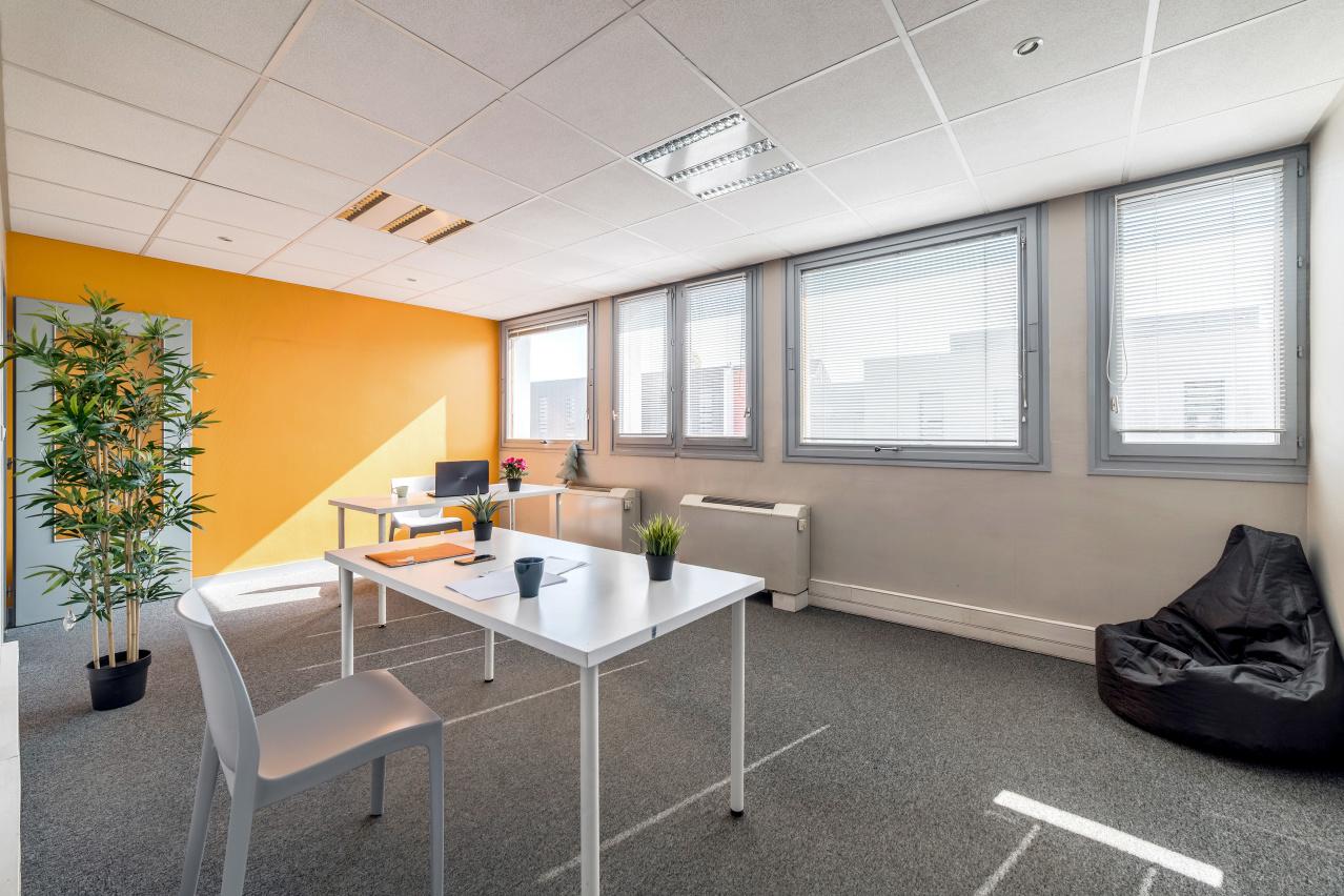Espace Focus - Chez Jacques bureaux fermés, stockage et parking à lyon 9