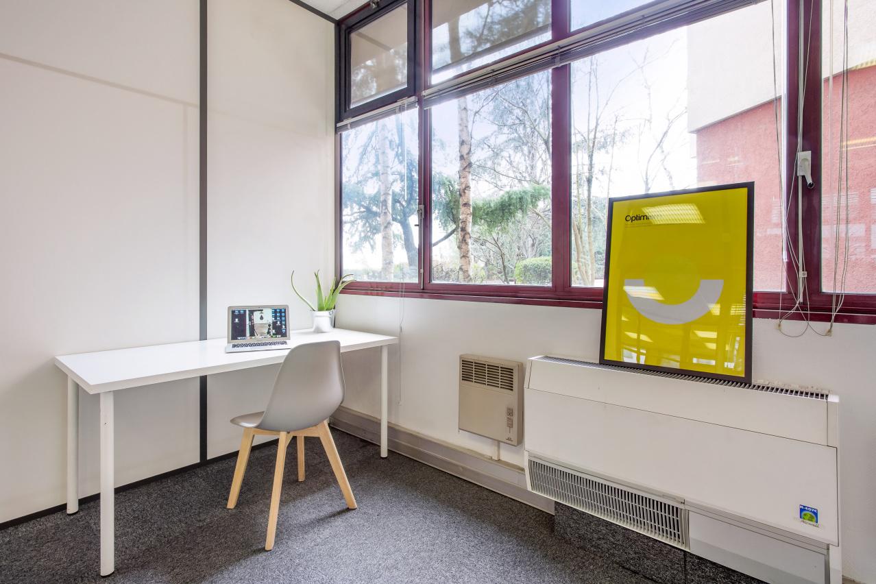 Bureau fermé 17m² à Lyon 7, colocation d'entreprises Focus Le 174