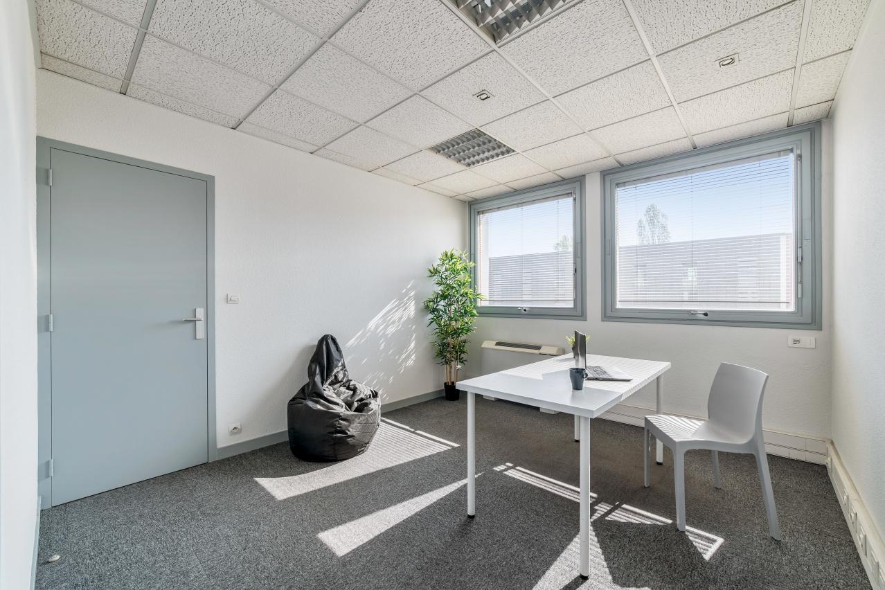 Lyon Vaise Bureaux fermés colocation d'entreprises