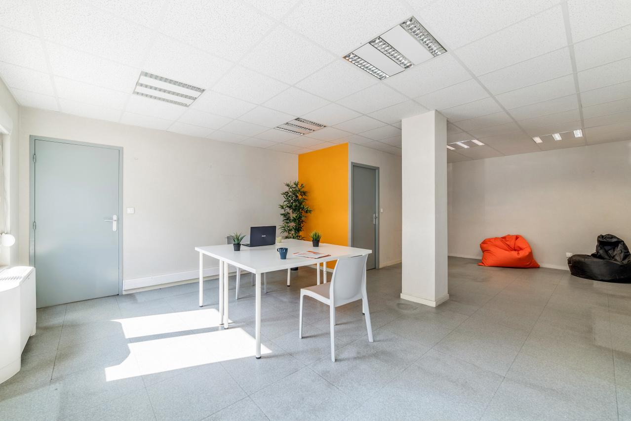 Espace de bureau indépendant Lyon Vaise Hub-Grade